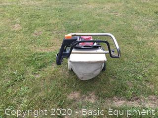 HONDA HR215 SELF PROPELLED MOWER