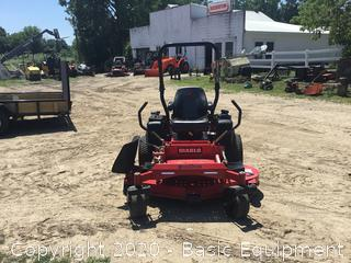 BIG DOG DIABLO ZERO TURN MOWER