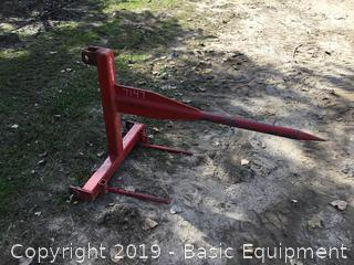 3 Pt Bale Spear