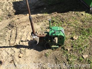John Deere 112 Garden Tractor
