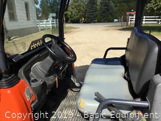 Kubota RTV900 Utility Cart