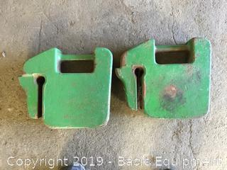 20 KG TRACTOR WEIGHTS