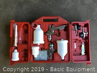 NEW HUSKY PAINT SPRAY GUN KIT
