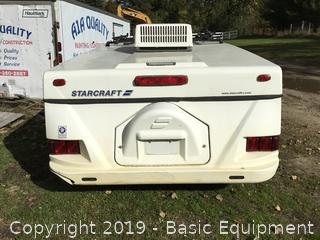 2002 StarCraft Popup Camper