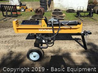 New Wood HLS27 Log Splitter