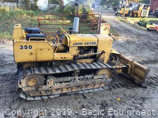 John Deere 350 Dozer