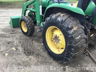 John Deere 4500 Compact Tractor