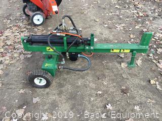 Towable Electric Log Splitter