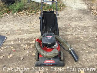 Troy-Bilt CSV065 Yard Vacuum