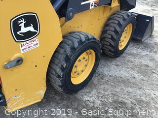 2017 John Deere 314G Skidsteer