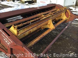 New Holland 489 Haybine