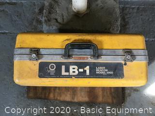 L-B1 MODEL 3900 LASER