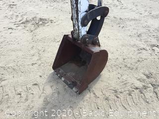 2006 BOBCAT 430HAG MINI EXCAVATOR