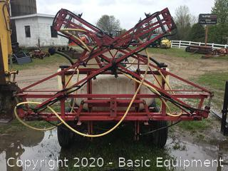 GEORGE WHITE TANDEM AXEL SPRAYER