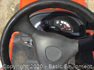 2008 KUBOTA BX1850 COMPACT TRACTOR