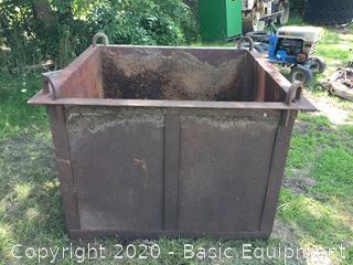 SAND LIFT BOX