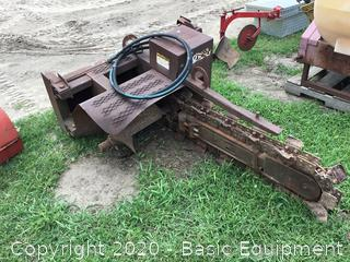 LOWE 14A TRENCHER