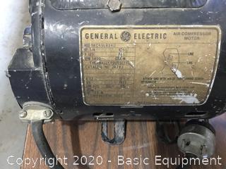 GENERAL ELECTRIC 3/4 H.P. MOTOR