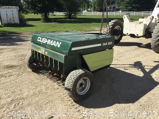 CUSHMAN GA60 AERATOR