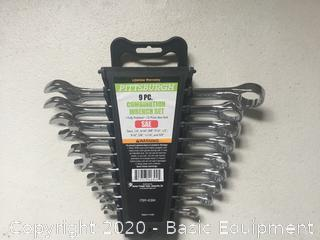 9 PC COMBINATION WRENCH SET