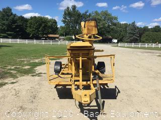 TOWABLE STRAW BLOWER