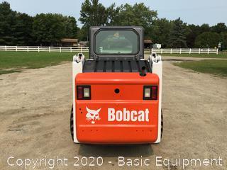2007 BOBCAT S130 SKIDSTEER