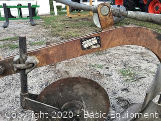 BRINLY-HARDY PLOW