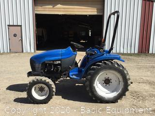 NEW HOLLAND 1725 COMPACT TRACTOR