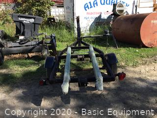 PERSONAL WATERCRAFT/SMALL BOAT TRAILER