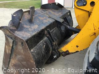 2008 JCB 426ZX WHEEL LOADER