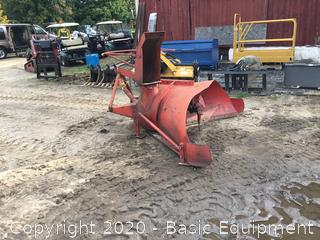 3PT SNOWBLOWER ATTACHMENT FOR TRACTOR