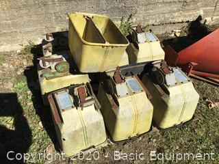 8-JOHN DEERE INSECTICIDE BOXES