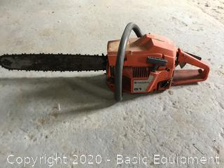 HUSQVARNA 51 CHAIN SAW