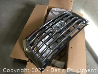 2015 FORD F150 GRILLE