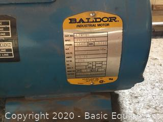 2-BALDOR ELECTRIC MOTORS