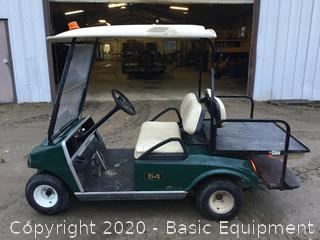 CLUB CART ELECTRIC GOLF CART