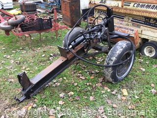 TOWABLE 3PT LOG SPLITTER