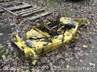 "JOHN DEERE 72"" BELLY MOWER"