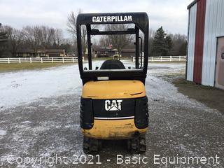 CAT 301.5 MINI EXCAVATOR