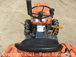 KUBOTA B7100 COMPACT TRACTOR