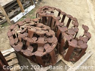 10-16.5 STEEL TRACKS
