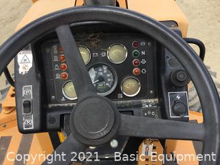 2014 ASTEC RT600 TRENCHER BACKHOE