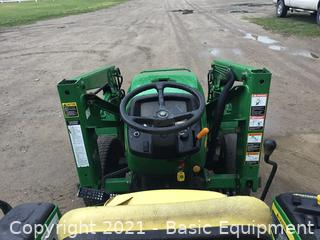 2002 JOHN DEERE 4310 COMPACT TRACTOR